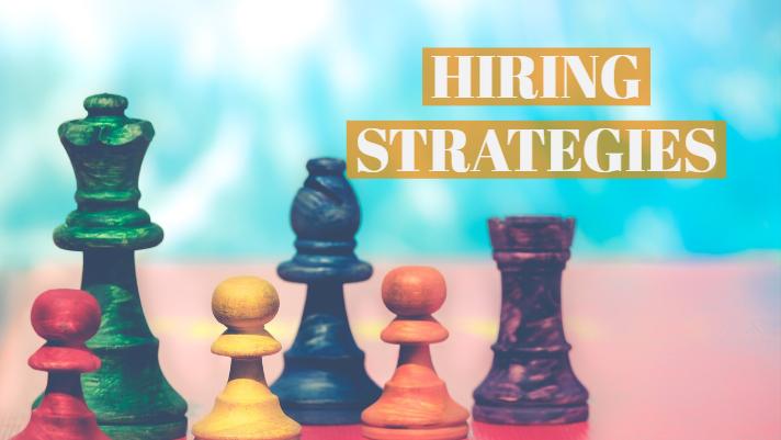 Startup Hiring Strategies
