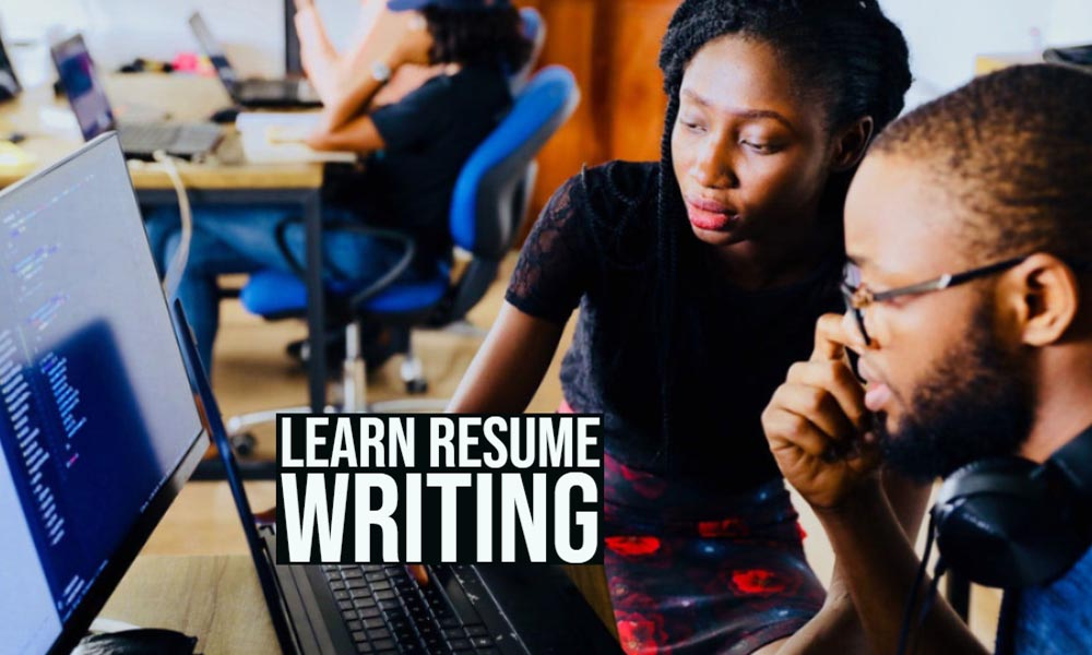 Learn Resume Writing