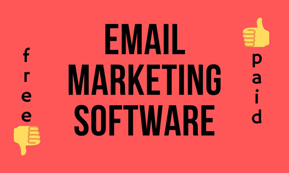email marketing tool free vs paid