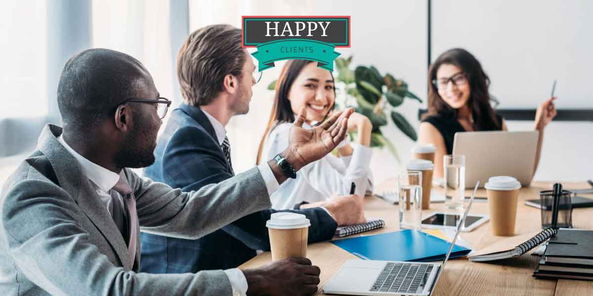 happy-clients-in-freelancing-work