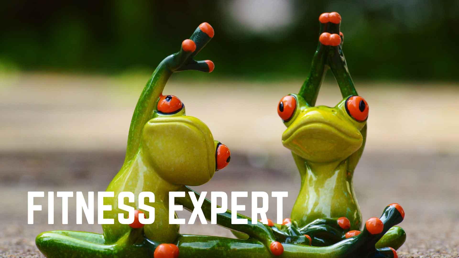Fitness-Expert